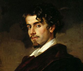 Gustavo Adolfo Bécquer, late romantic Spanish poet and writer. His work approached the traditional poetry and themes in a modern way, and is considered the founder of modern Spanish lyricism.    I'm not much of a poetry fan, but his work is simply beautiful and really impressive. In his life Bécquer suffered from quite some heartbreaks and died really young.