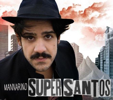 Alessandro Mannarino - Supersantos (2011)