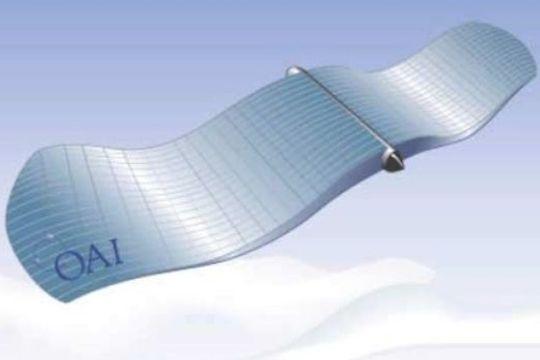 avion solaire - la voila solaire de la NASA