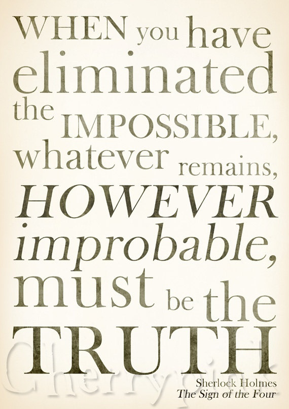 Sherlock Holmes Quotes 83cfd4d52395070a39ae4501a68c6c ...
