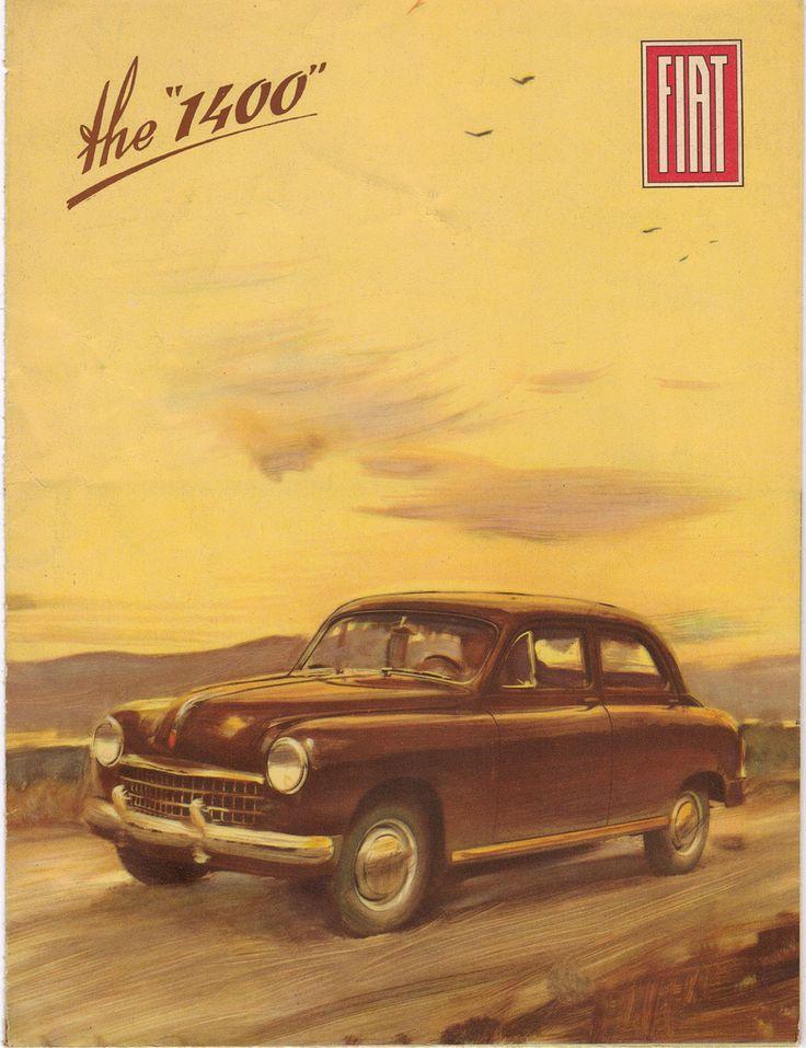 Fiat 1400 Ad