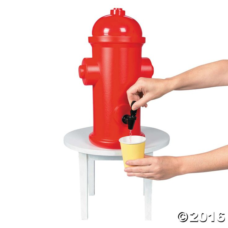 Your birthday party isn't complete without some awesome party supplies! This plastic drink dispenser will ensure all your guests stay hydrated, while ...