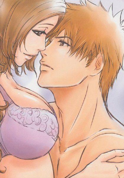 Kurosaki Ichigo and Inoue Orihime ♡ Ichihime ♡    Bleach