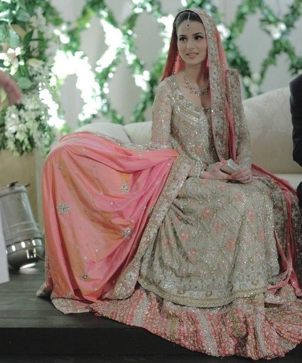 Latest Bridal Walima Dresses Collection For Wedding …