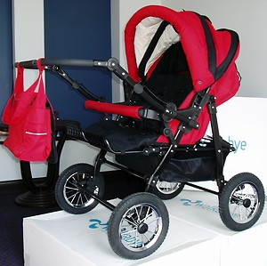 Urban Buggy Double European Baby Stroller 2in1 Twin Pram vs Bugaboo Peg Perego | eBay