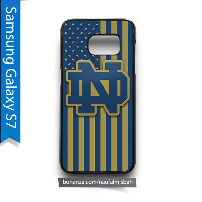 Notre Dame Fighting Irish Flag Samsung Galaxy S7 Case Cover - Cases, Covers & Skins