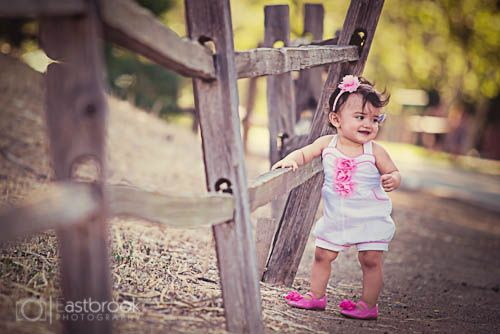 Baby girl photo; 1st birthday photo idea; baby girl jumpsuit; children photography; natural light photography