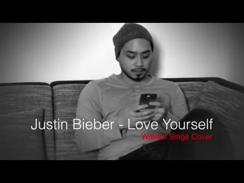Justin Bieber - Love yourself - William singe Cover - Freestyle dance