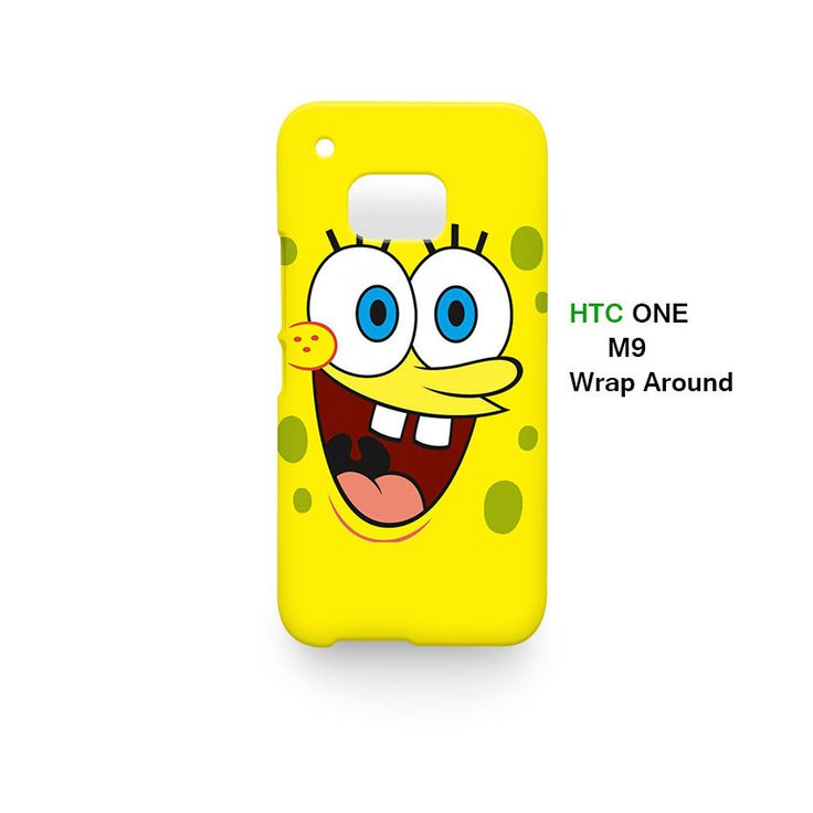 Spongebob Squarepants HTC One M9 Case Cover