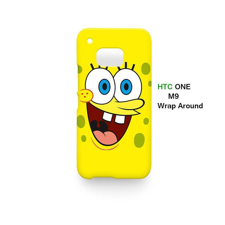 Spongebob Squarepants HTC One M9 Case Cover