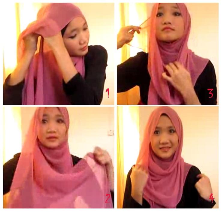 Simple Daily Hijab