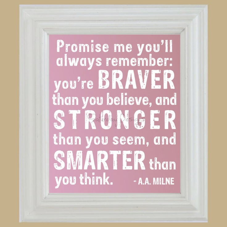 3rd Birthday Quotes For Son Always Remember You Re Braver Than You
