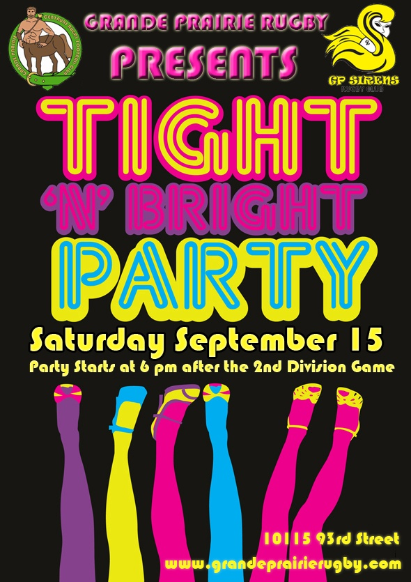 Tight and Bright Party 2012