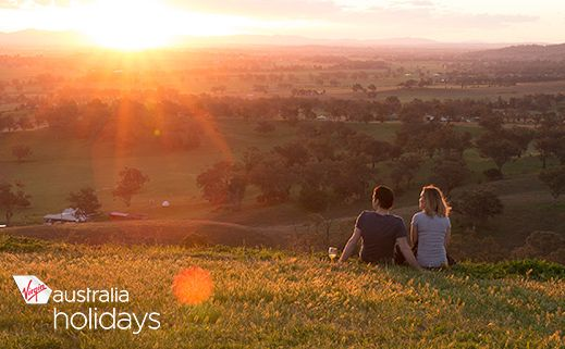 Explore the Tamworth region through bush walks, canoeing, paragliding, horseriding for a grand adventure in the northern tablelands.