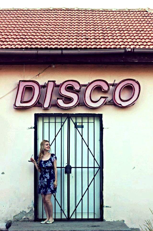 Disco Door Oituz Constanta Romania