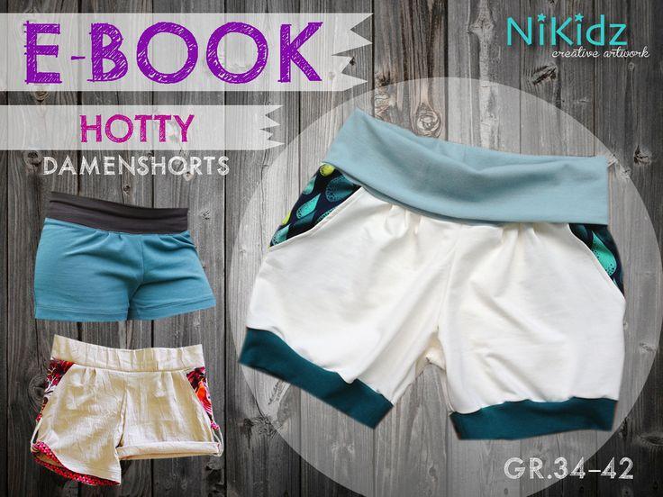 Ebook Hotty - Damenshorts