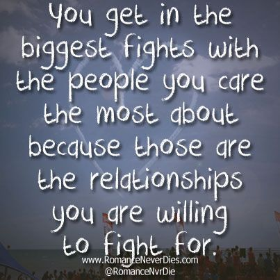 Relationship Fighting Quotes. QuotesGram by @quotesgram