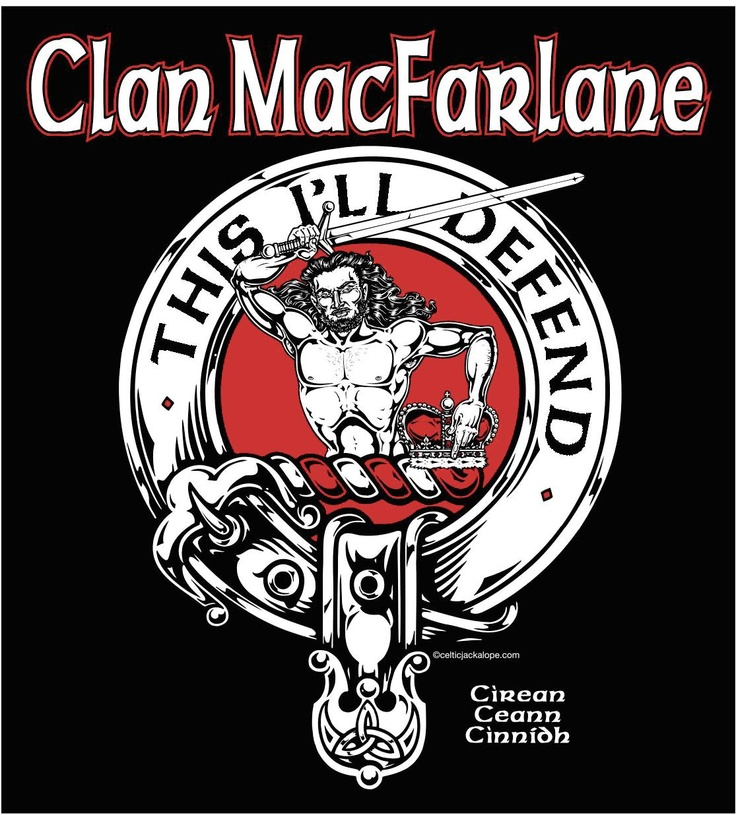 8 best images about macfarlane on pinterest memorial for Buchanan clan tattoo