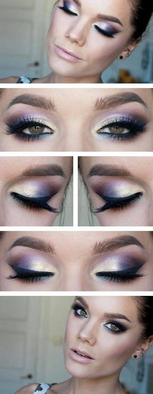 Linda Hallberg | makeup and linda hallberg-image discovered by (A dreamer). Discover (and save!) your own images and videos on We Heart It