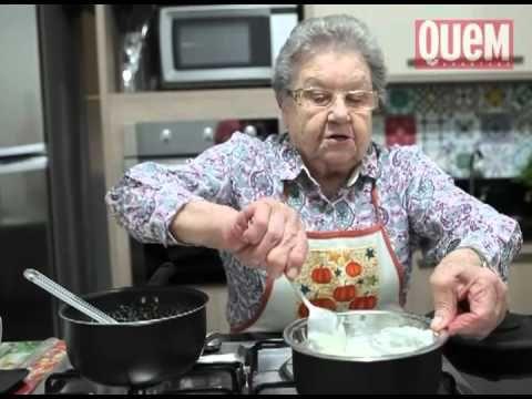 Palmirinha ensina a fazer camafeu de nozes Leite condensado e nozes. ,só isto.