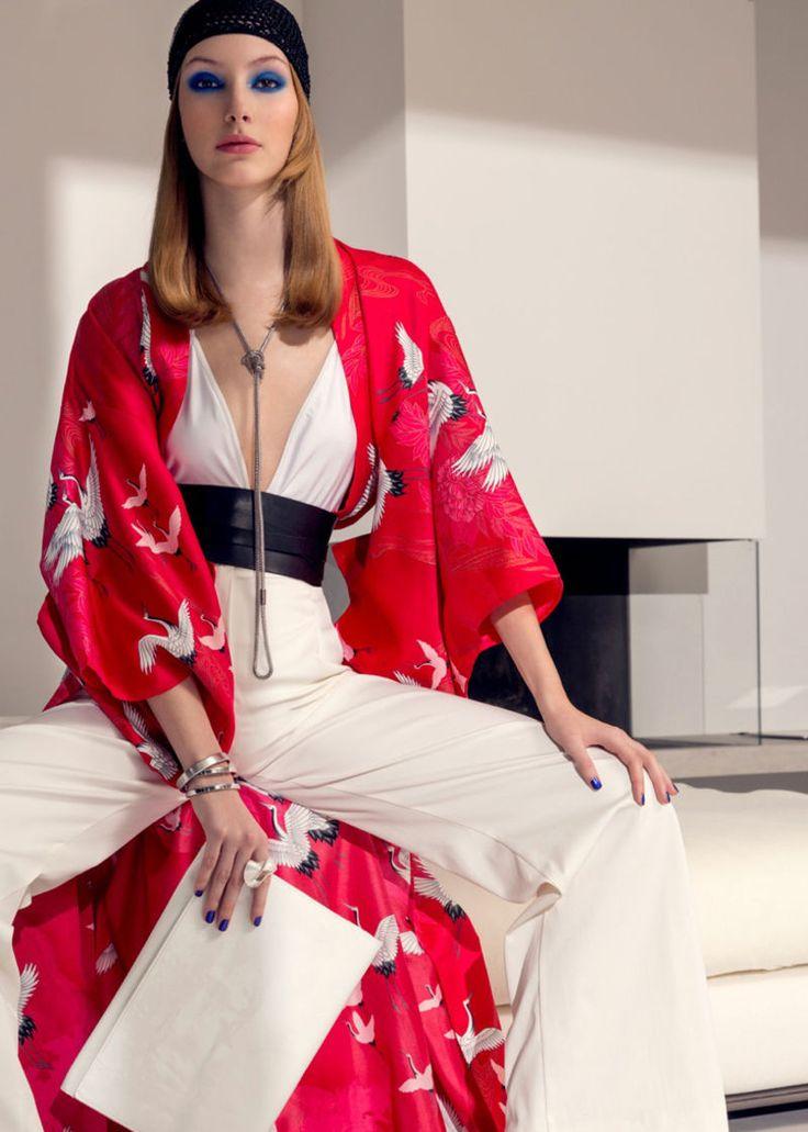 Black + White + Red Look 02 // GOSEE ::: LUNDLUND: Elisabeth Toll for Elle Sweden
