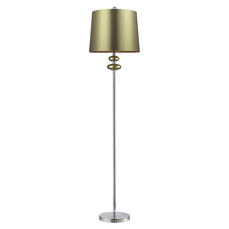Millennium Green Floor Lamp