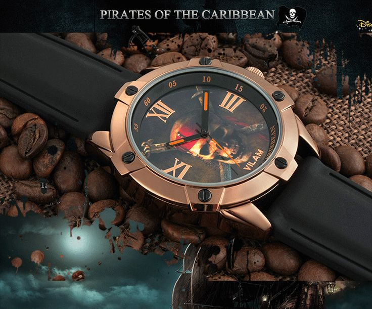 $31.94 (Buy here: https://alitems.com/g/1e8d114494ebda23ff8b16525dc3e8/?i=5&ulp=https%3A%2F%2Fwww.aliexpress.com%2Fitem%2FSteam-Punk-Men-Cool-Skull-Pirate-Casual-Watch-Boy-Students-Roman-Number-Rubber-Wristwatch-Quartz-Fashion%2F32565153373.html ) Steam Punk Men Cool Skull Pirate Casual Watch Boy Students Roman Number  Rubber Wristwatch Quartz Fashion Analog Relojes NW7098 for just $31.94