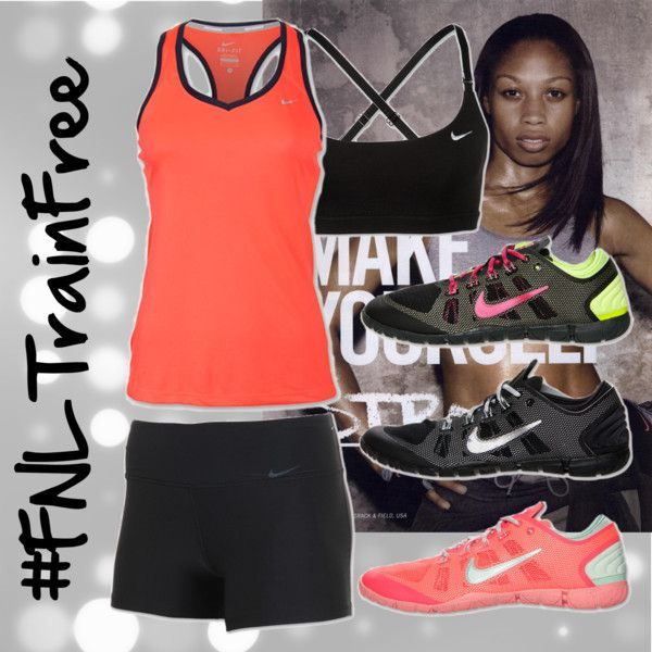 You could win these new Nike Free Bionics! Enter by snapping a photo of you doing a new workout and upload it to Instagram with the hashtag #FNLTrainFree