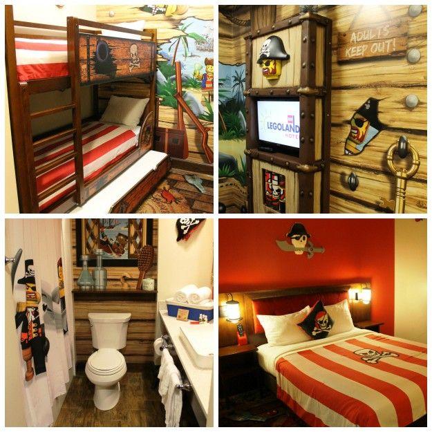 Chocolate Themed Hotel Room