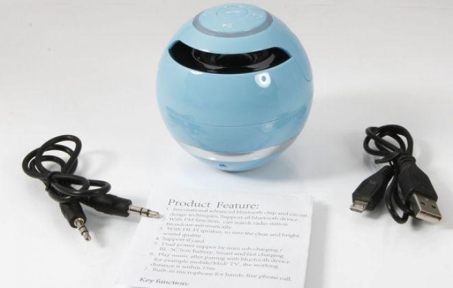 Cupón de Descuento 38% en Parlantes Bluetooth Speaker
