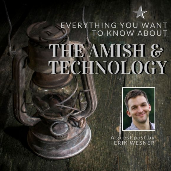 Everything You Want To Know About: The Amish & Technology - ARTICLE attached. Excellent read!