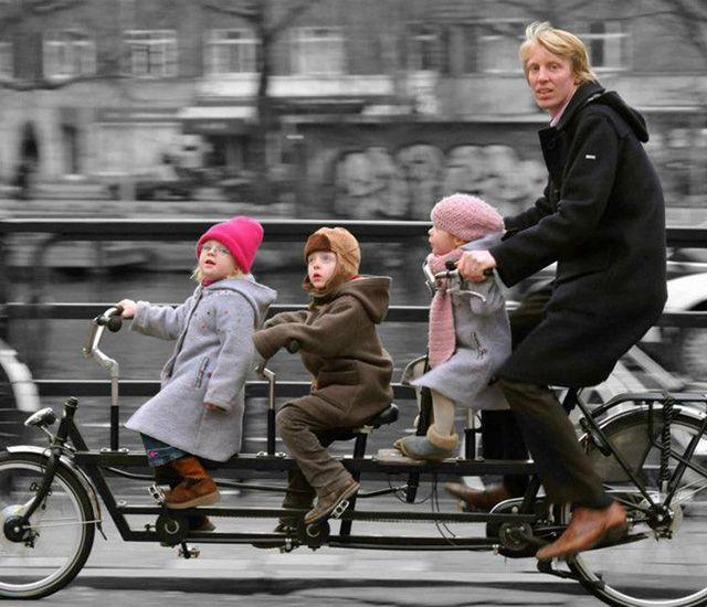 Las #3mejores ciudades españolas para ir en #bicicleta con niños! #planesconniños #excursionesenbici #charhadas