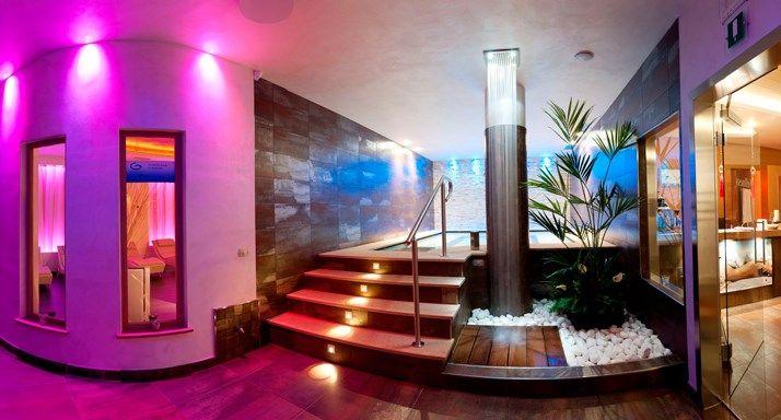 Centro Benessere SPA Hotel La Maison