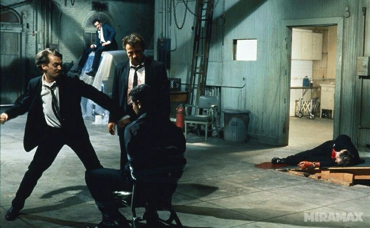 Behind the scenes of Reservoir Dogs (1992)