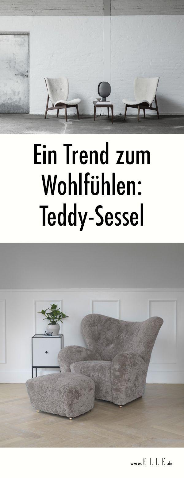 teddy sessel ein trend zum wohlf hlen deko trends 2019. Black Bedroom Furniture Sets. Home Design Ideas