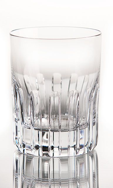 Baccarat Crystal Tumbler - Rotary Pattern - they discontinued it for a while. I only had the Highball glasses now I am working on the DOF.