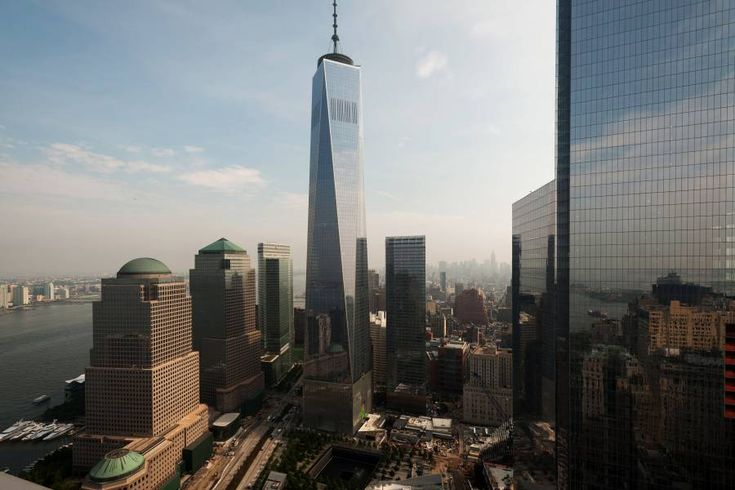 15 of Lower Manhattan's Most Historic Sights | The Official Guide to New York City  One World Trade Center  Address 285 Fulton St.