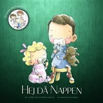 Det är dags för Lukas att sluta med napp. Det är svårt att övertyga honom så därför säger hans föräldrar att han kan få hänga upp den i nappträdet, precis som Tage och Molly gjorde när de var yngreDet kommer att bli svårt, men om alla syskonen hjälper till kommer det att bli möjligt för Lukas att lyckas med utmaningen.Denna bok innehåller:* En rolig och lärorik berättelse om Lukas, Tage, Molly och Ebba.* Vardagliga situationer som såväl pojkar som flickor kan relatera till.* Kan du hitta…