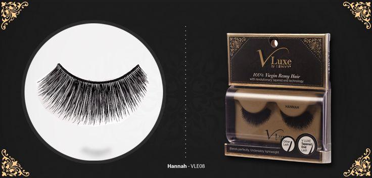 dahlia v luxe lashes