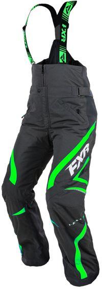 FXR Women's TEAM PANT (2015). Snowmobile gear.  http://www.upnorthsports.com/snowmobile/snowmobile-clothing/snowmobile-bibs-pants/womens-bibs-pants/fxr-womens-team-pant-2015.html