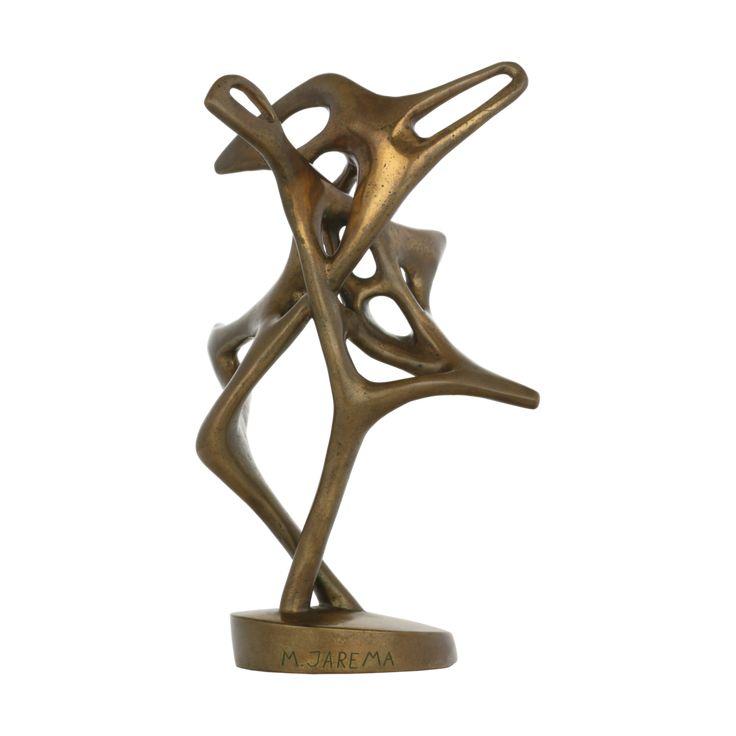 """Rzeźba """"Taniec"""" Marii Jaremy"""
