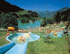 Camping Dreiländereck é um parque de campismo em Ried im Oberinntal, Tirol. Este acampamento …   – Camping