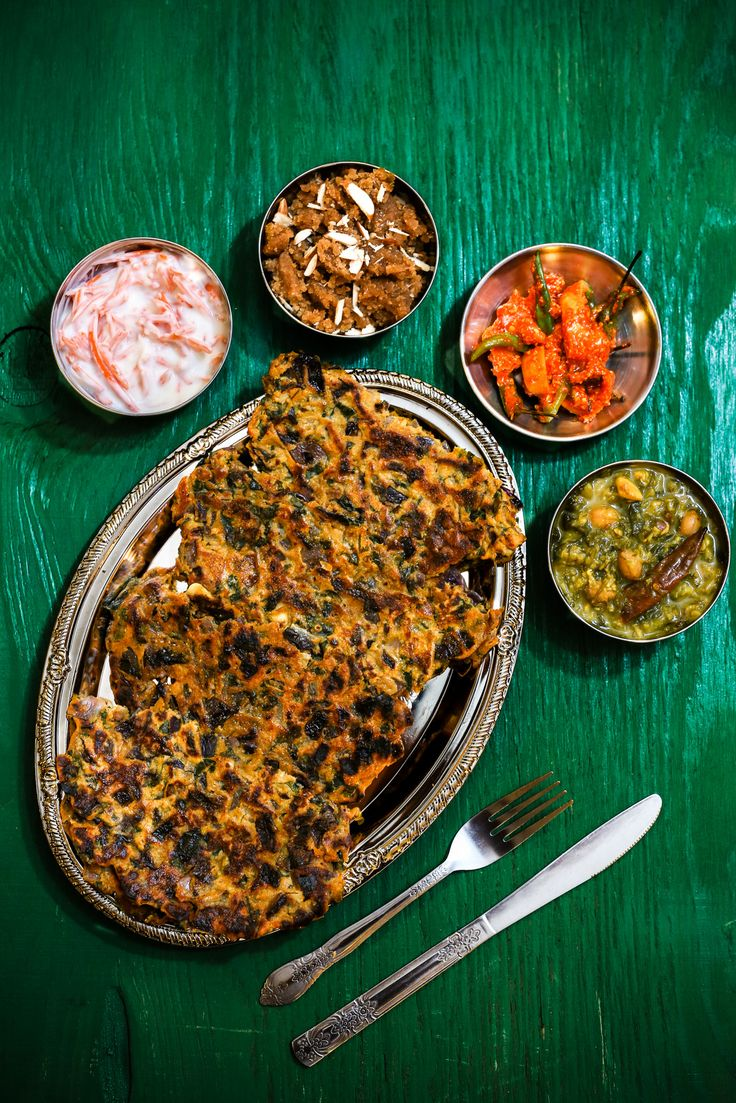 70 best marathi food images on pinterest cooking food indian thalipeeth ghavacha sheera shepuchi bhaji recipe forumfinder Choice Image