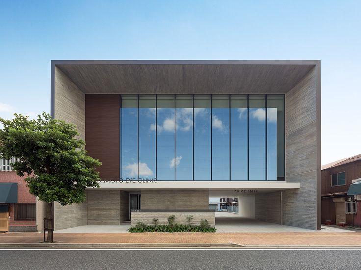 宮本眼科   松山建築設計室   医院・クリニック・病院の設計、産科婦人科の設計、住宅の設計