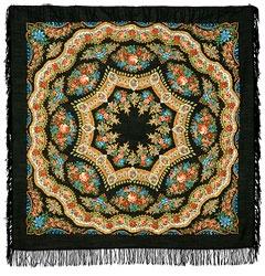 Pavlovo Posad shawl