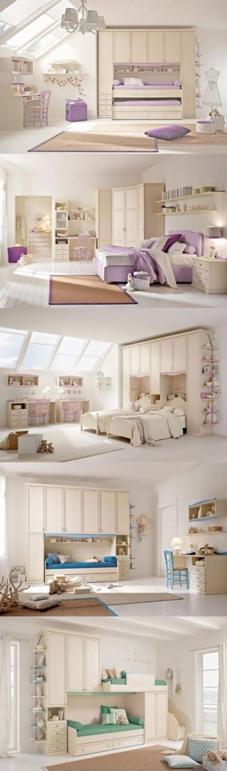 Warm And Simple Decor Design For Your Kids Lilac Bedroomdream Bedroomgirls