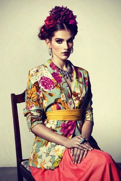 Frida Kahlo jewelry | Fashion jewelry #frida kahlo #designer jewelry #dudine #accessory ...