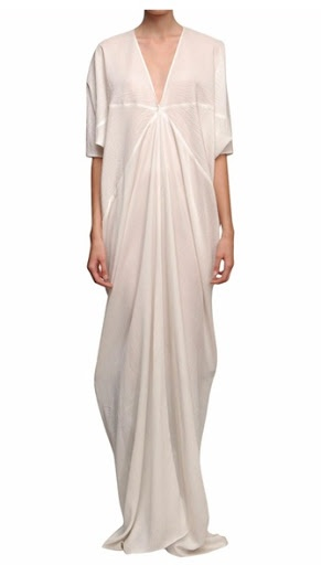 Perfect coverage for our stinking hot summers.  Can't go wrong with white linen.