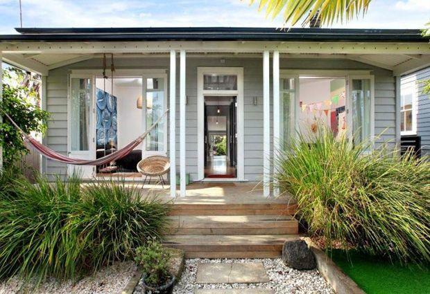 Une maison patchwork à Auckland en Nouvelle Zélande