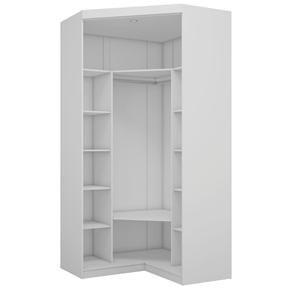 Armário Closet de Canto Robel Supreme com 2 Portas - Guarda-roupas Modulados no…